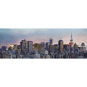Fototapeta Manhattan Skyline 00370